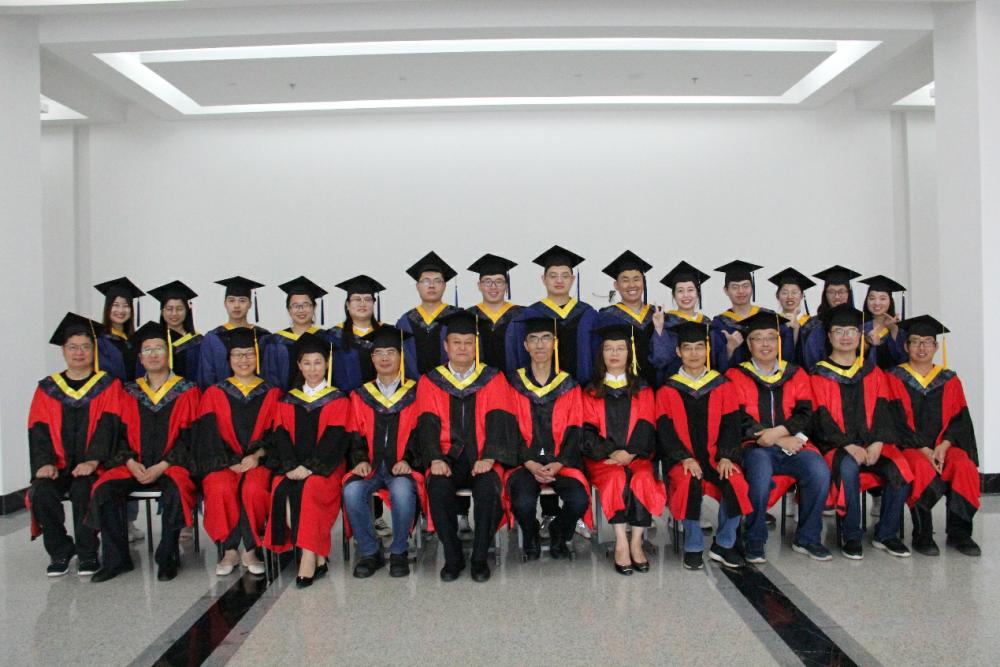 """首届14名硕士毕业,5人评""""省优""""至少6人读博 山东工商学院有个""""学霸""""专业"""