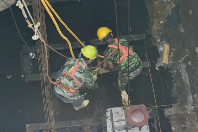 預計7月底投入運行 威海孫家疃啟動污水泵站增容改造