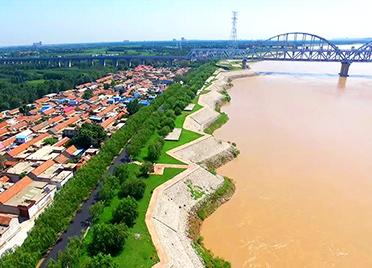【山东卫视】德州:筑牢防汛基石 确保黄河防洪安全