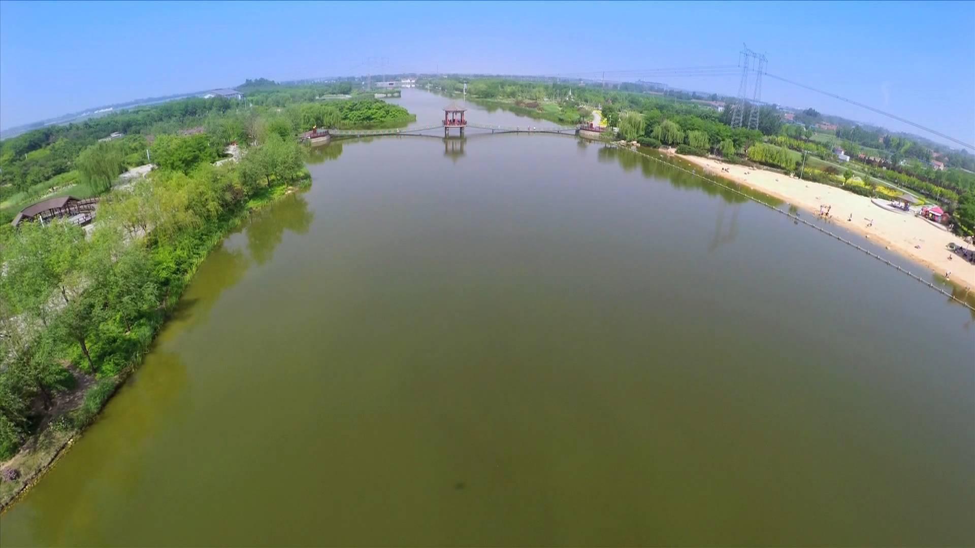 九百年数度通塞 小清河今又重生
