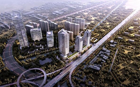 上半年济南270个市级重点项目开工254个 累计完成投资1589.6亿元