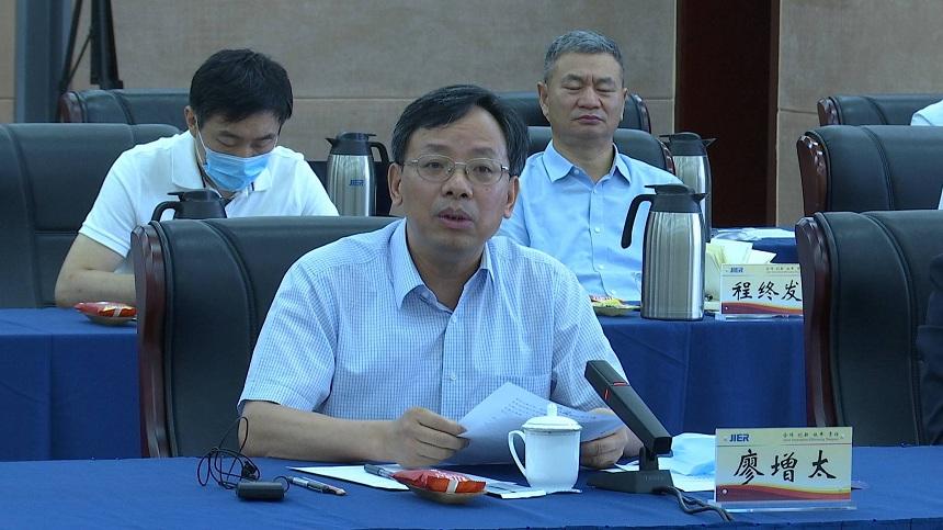 企业家座谈会|万华化学集团董事长廖增太:鼓励技术创新,为创新营造更加宽松环境