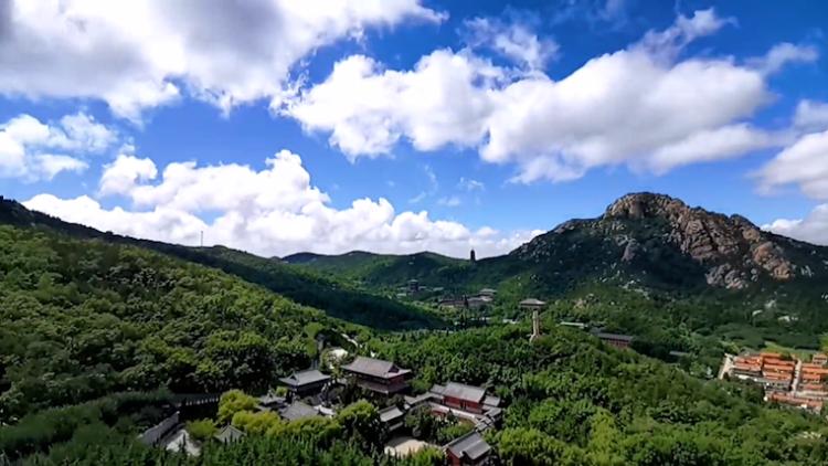 34秒丨風起云動,威海石島這番美景霸屏了朋友圈!
