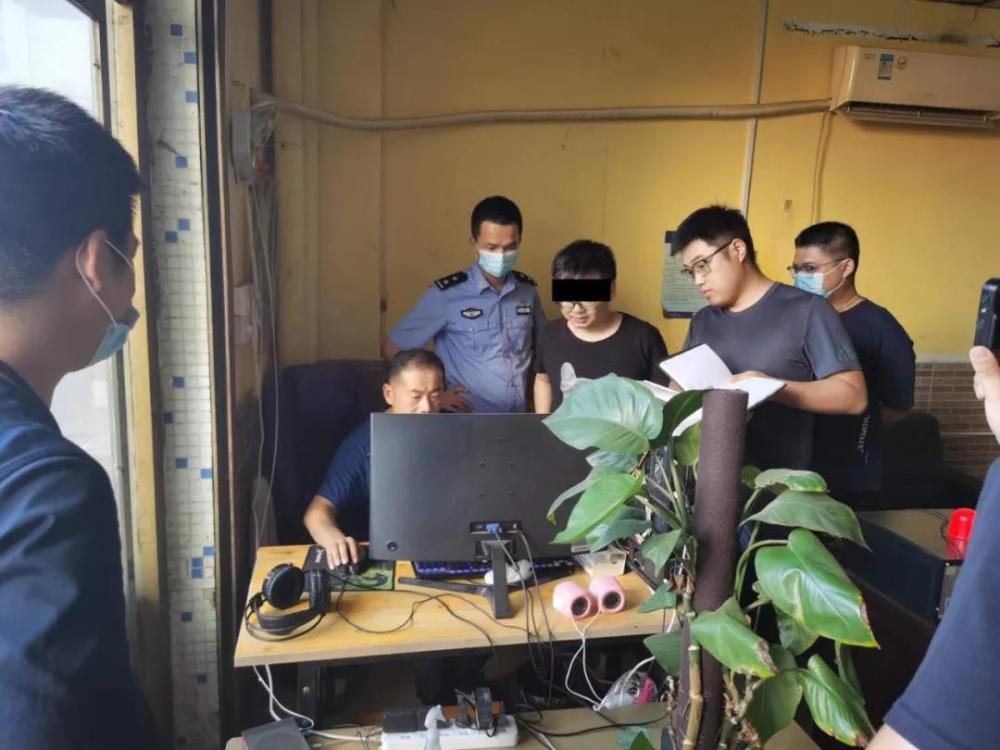 棗莊薛城警方輾轉8省15市成功打掉一網絡犯罪團伙