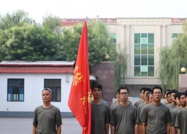 寿光市首支以退役军人为主体组成的应急救援队成立