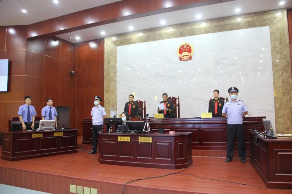赵福刚等黑社会性质组织、组织卖淫、敲诈勒索案一审获刑九年