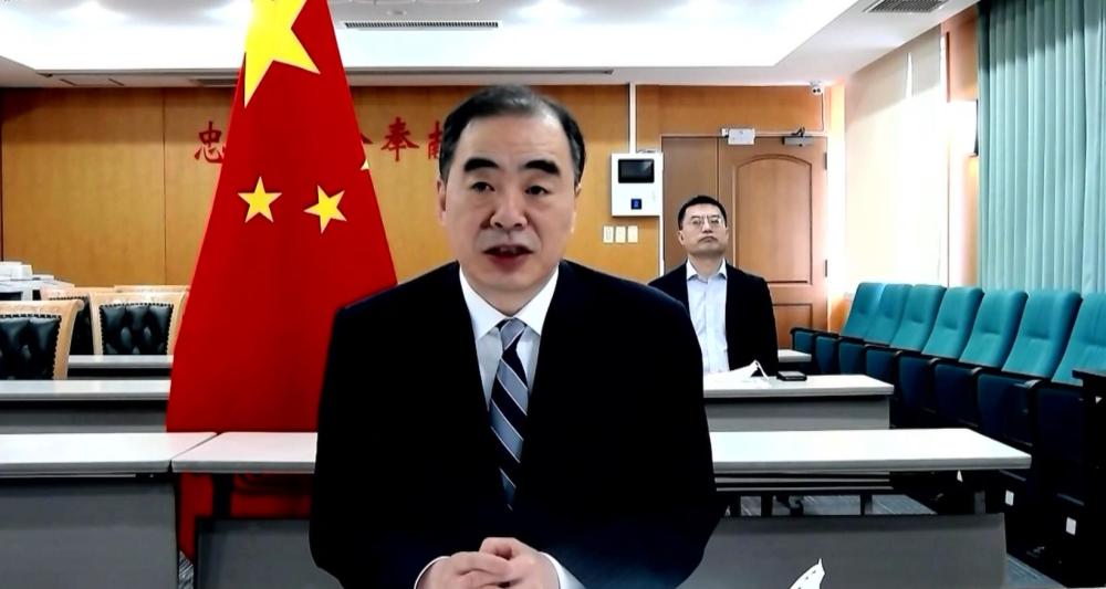 共话期许|中国驻日本大使孔铉佑:山东与日本经贸合作前景广阔、潜力巨大
