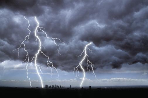 海丽气象吧|暴雨、暴雨、暴雨! 未来几天临沂易出现强对流天气