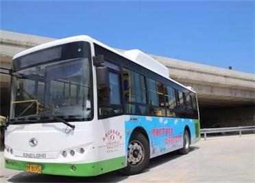 """公交车开到""""家门口""""!威海文登3路车延伸到西汤后村"""