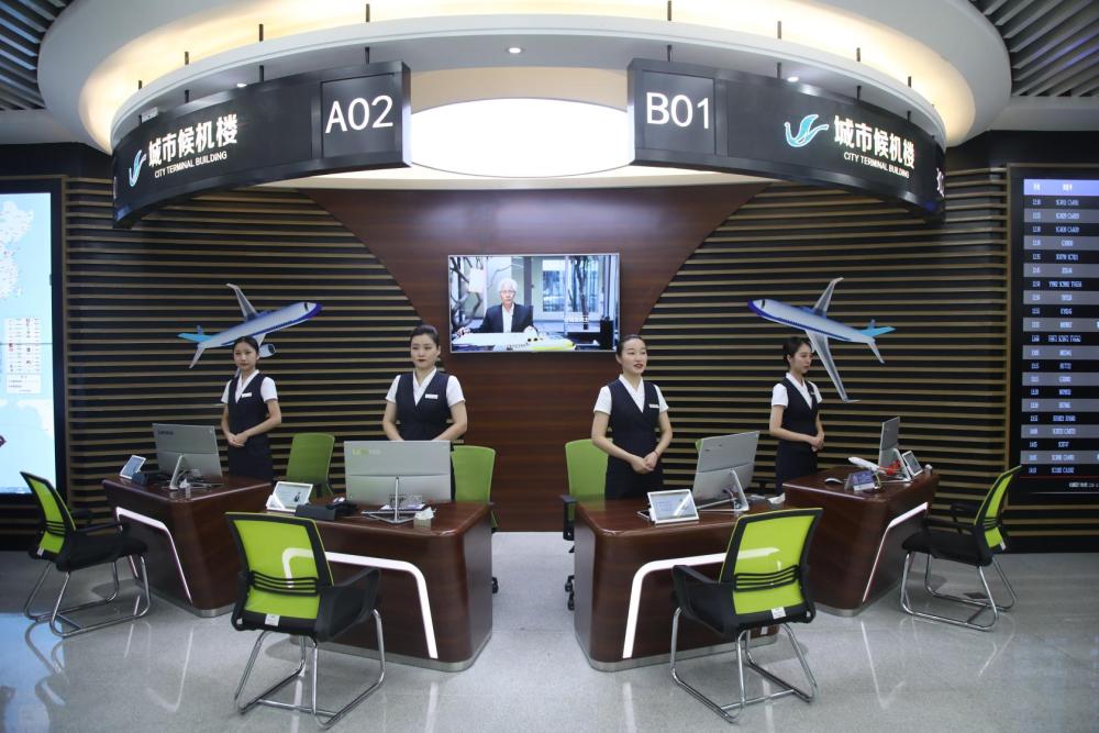 Vlog丨济南城市候机楼值机旗舰店开业啦 给旅客带来哪些方便记者带你一探究竟