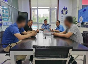 """潍坊高新公安""""警民联调室""""让群众矛盾纠纷有效化解"""