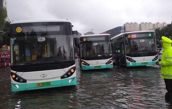受降雨影响,临沂城区仍有27条公交线路暂缓发车、12条线路临时绕行!