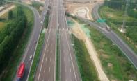 济乐高速南延八月完成交工验收,具备通车条件