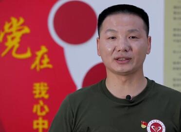 齐鲁最美退役军人丨孙建涛:扶危济困 彰显军人本色