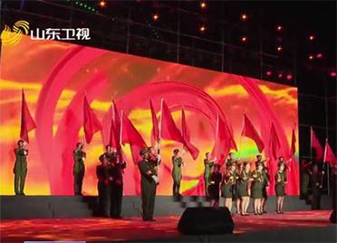 【庆祝八一建军节】山东各地举办多种活动致敬最可爱的人