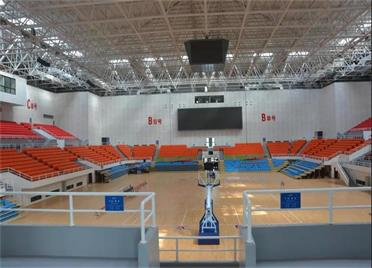 威海文登区体育馆八一期间免费向军人开放 进馆须提前预约
