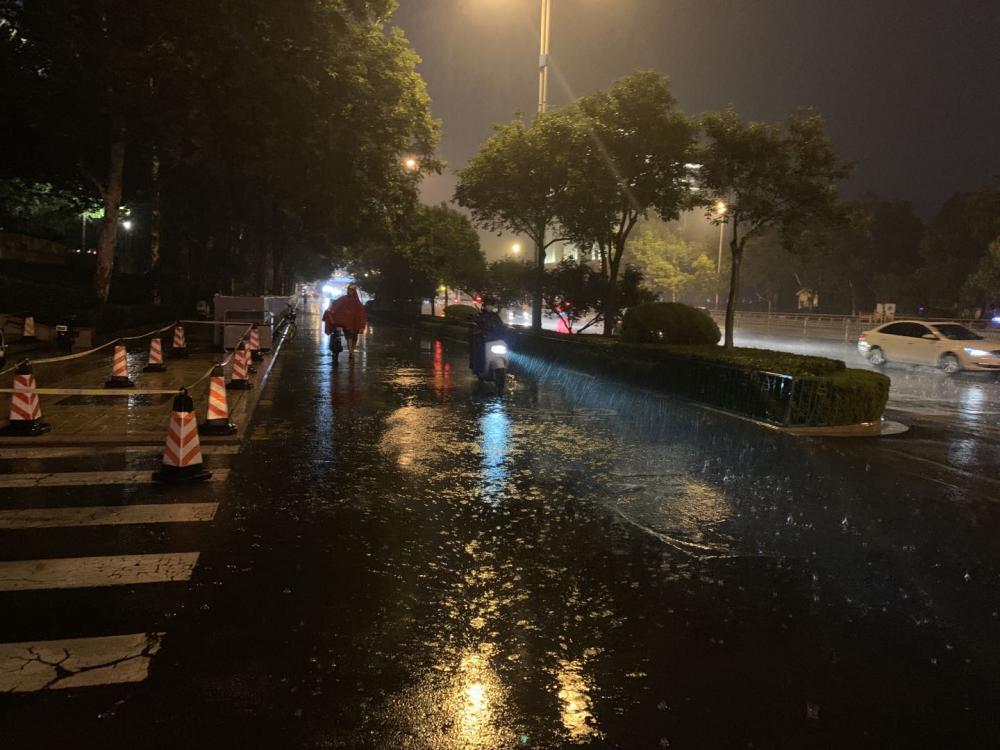 山洪预警!济南、淄博、潍坊等9个市降雨可能发生山洪灾害