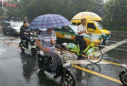潍坊24小时降水4.69亿立方米 诸城雨量最大