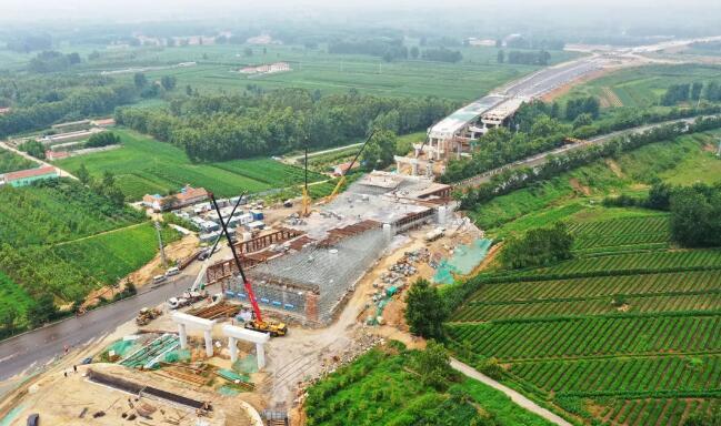 岚罗高速建最新进展来了!预计年底通车