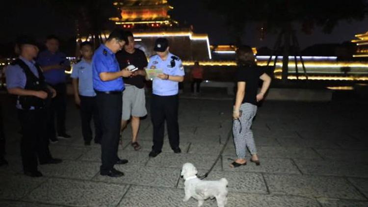 32秒丨滨州无棣县公安局治安管理大队组织开展犬只管理专项整治行动