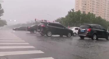 暴雨持续!8月7日潍坊局地降雨量将超过150毫米
