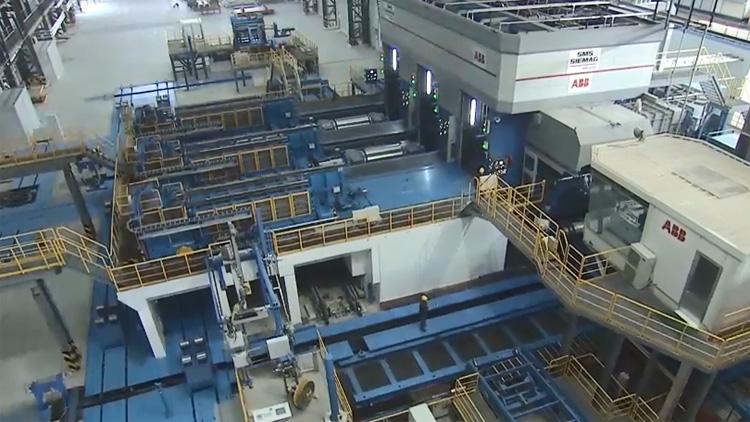 47秒丨滨州邹平市上半年经济平稳运行 重大项目持续落地开工