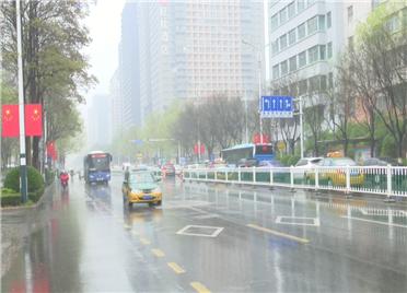"""39秒 丨""""雨情就是命令"""" 潍坊多部门24小时值守确保安全度汛"""