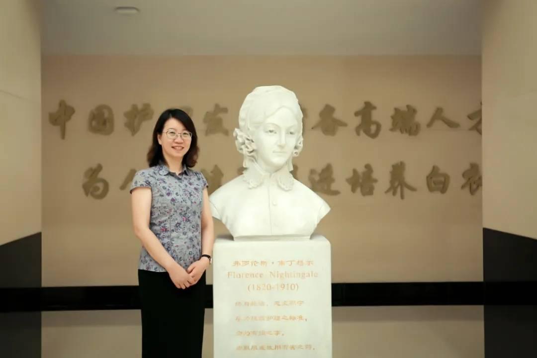 山大护理学院院长王克芳教授入选为美国护理科学院院士
