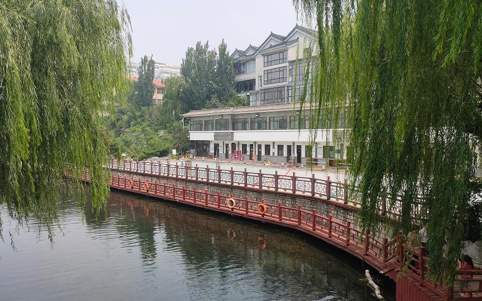 Vlog|8月11日可以去济南泉水浴场游泳啦!一天8场每场限120人