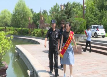 64秒丨防溺水联盟、巡河队都有了!潍坊奎文南苑学校防溺水措施再升级