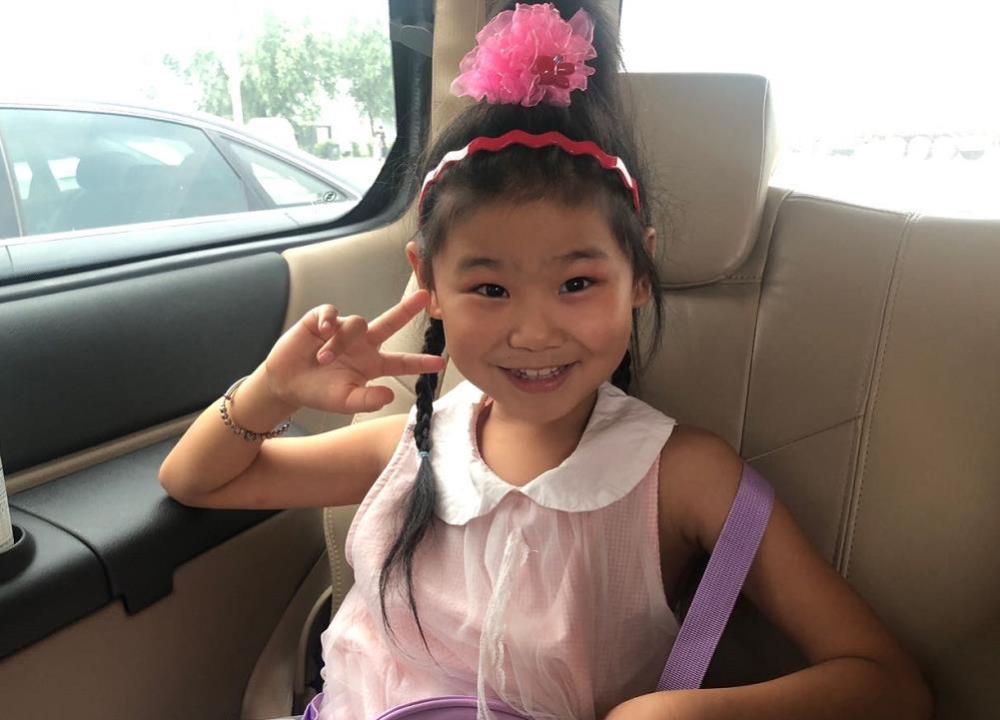 左脚变形坚持跳舞,泰安7岁女孩峻熙即将入院进一步检查