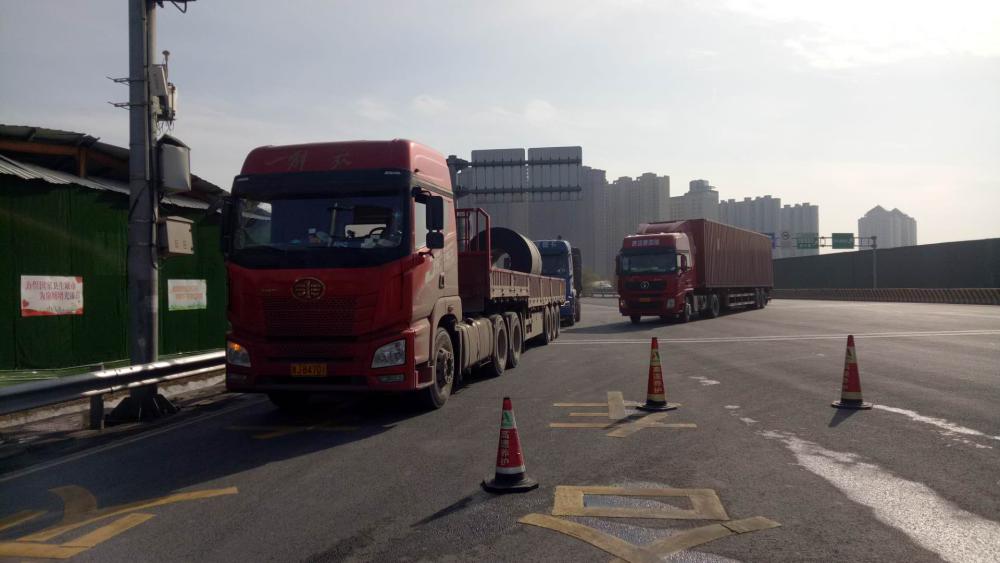 """鲁苏两地联手!""""百吨王""""超限超载货车百日整治 重点是这三个方面"""