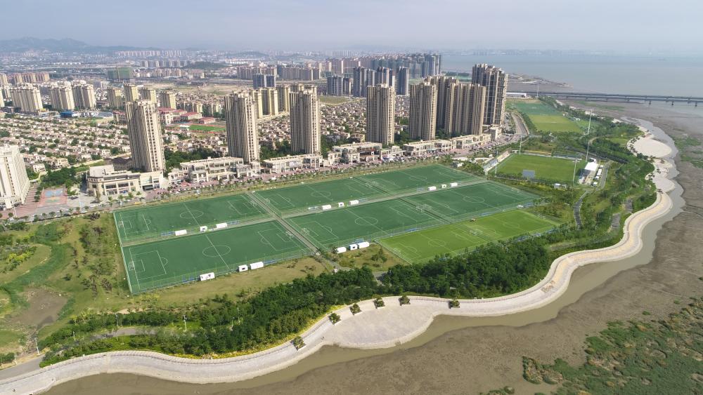 中国足协(青岛)青训中心总部落户城阳