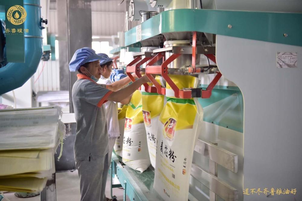 """""""道不尽齐鲁粮油好""""走进聊城:当地企业为农增收成新亮点"""