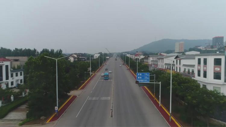 50秒│乡村振兴交通先行 潍坊临朐公路通车里程已达2710公里