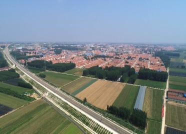 53秒丨全长12.18公里!潍坊城区南部8月底再添一条交通主干道