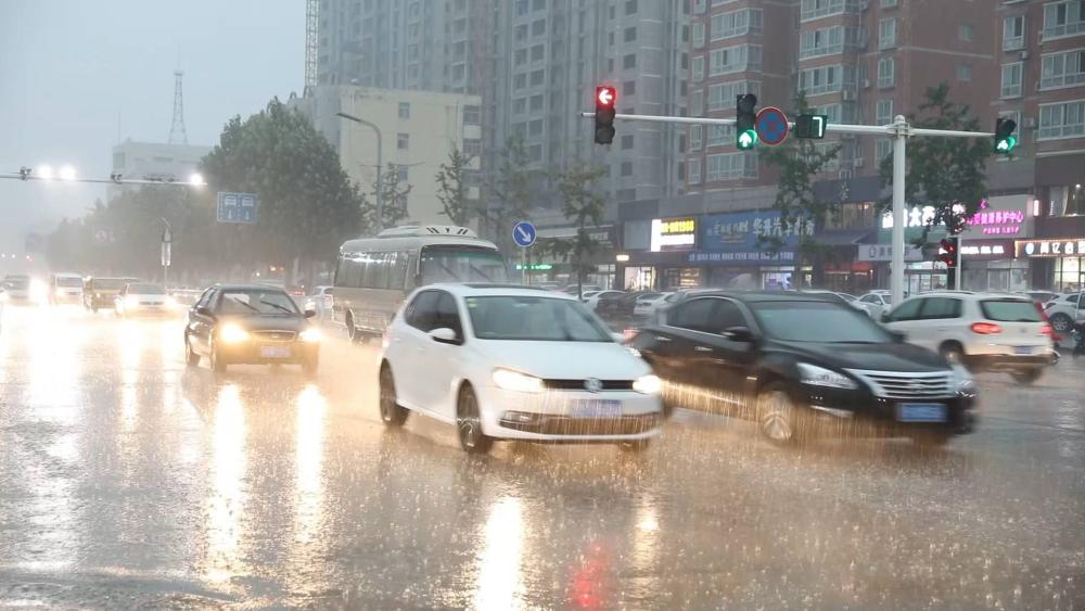 海丽气象吧丨今天夜间起 鲁东南、半岛南部中雨局部暴雨