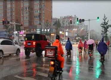 预警!济南、泰安、济宁等9市降雨引发地质灾害的可能性较大