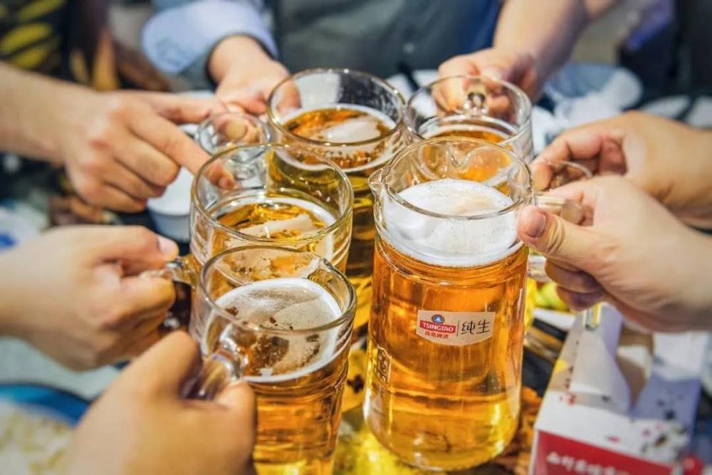 34秒|文旅夜泉城 奥体新市集!济南奥体中心啤酒节等你来