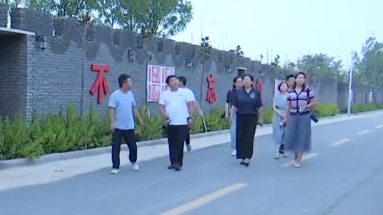 """52秒 实施""""王集模式"""" 滨州阳信县这个街道抱团发展"""