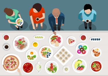 政能量丨山東全面加強黨政機關食堂及公務接待用餐管理
