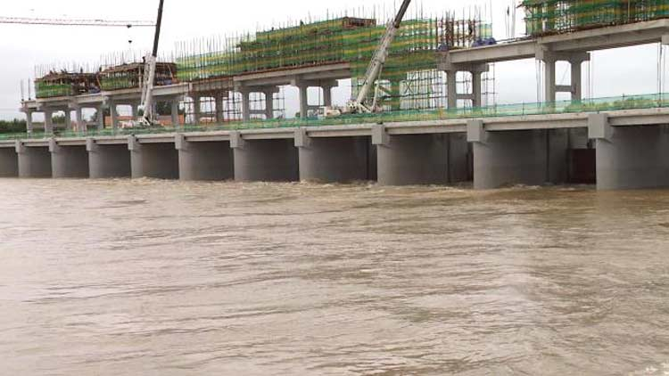 44秒丨滨州沾化区加大巡查力度强化应集预案 确保安全度汛