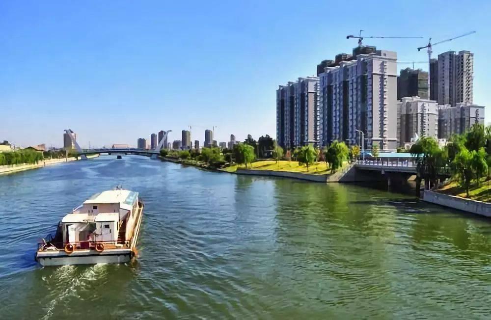 小清河济南港11月开工将建主城章丘两个港区 计划2022年建成投用