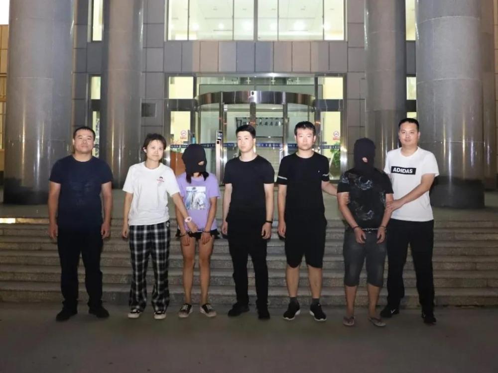 滨州开发区警方深挖细查千里追踪 破获一起电信诈骗案