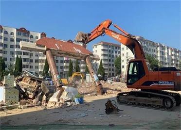 威海这处停车场已拆除,即将打造成……