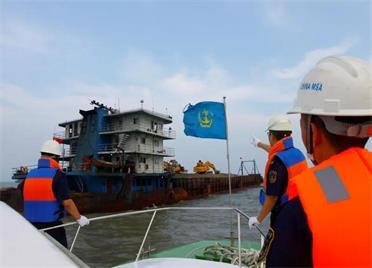 """威海海事局启动一级响应 全力防抗强台风""""巴威"""""""