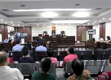 有期徒刑四年至一年不等,荣成法院公开宣判一起非法吸收公众存款案