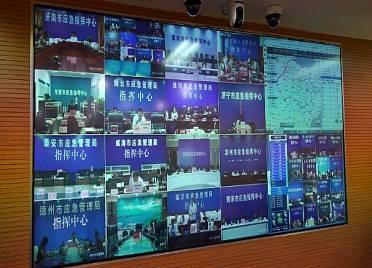 """62秒丨24小时全员值守、视频会议实时通联 潍坊多部门合力应对台风""""巴威"""""""