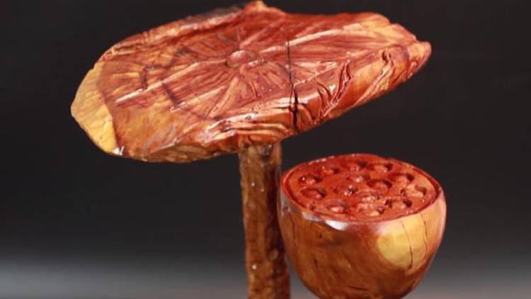 56秒丨滨州第五代枣木雕刻传承人丁国勇:雕刻成为生活中的一种乐趣