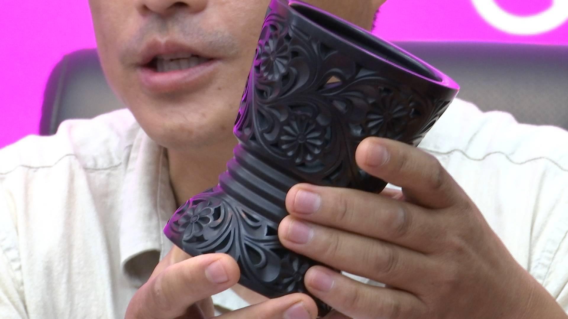 """101秒丨历史书上0.2毫米厚的黑陶蛋壳杯还在生产!2020山东非遗+旅游文创大赛邀你亮出更多""""史前黑科技"""""""